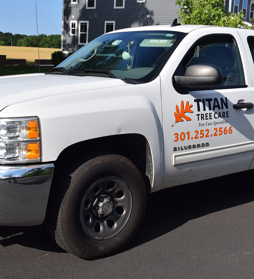 Titan Tree Care Truck
